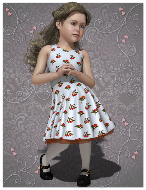 Sweetheart for Kids 4 by: Ryverthorn, 3D Models by Daz 3D