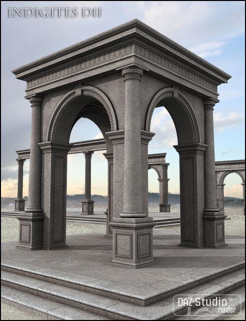 Indigites Dii by: Jack Tomalin, 3D Models by Daz 3D