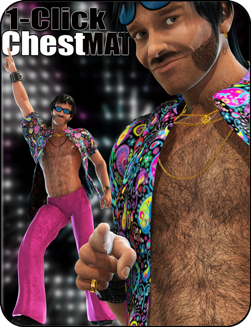1 Click Chest MAT by: MarieahDraagonStorm, 3D Models by Daz 3D