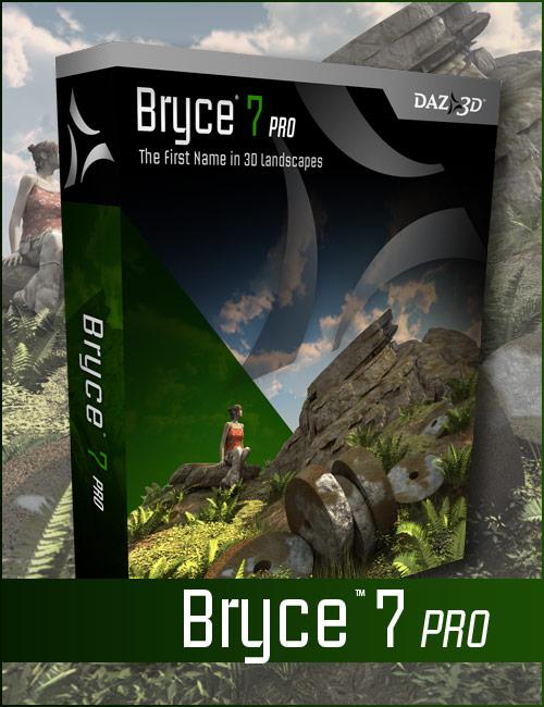 Bryce 7 Pro by: , 3D Models by Daz 3D