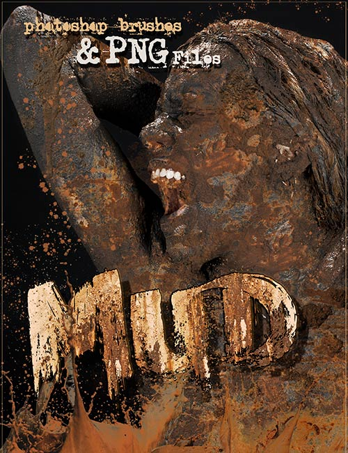 Ron's Mud by: deviney, 3D Models by Daz 3D