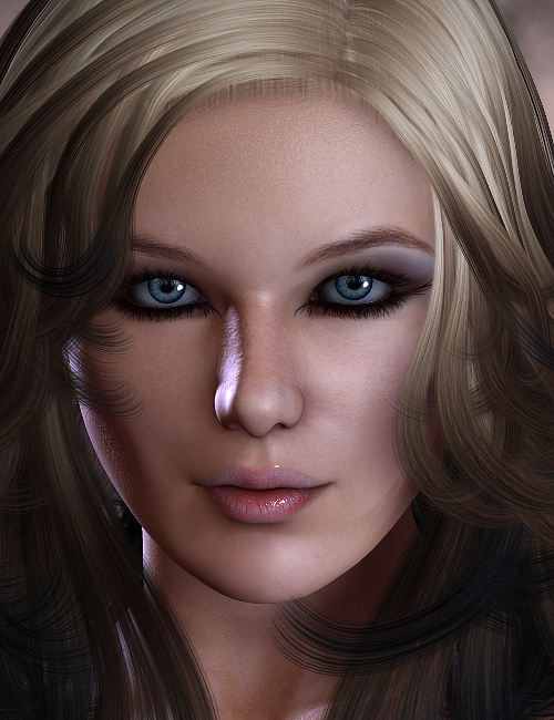 Raelyn for Stephanie 4 by: , 3D Models by Daz 3D