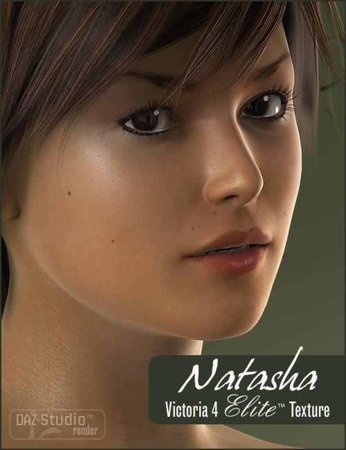 V4 EliteTexture: Natasha by: -Yannek-, 3D Models by Daz 3D
