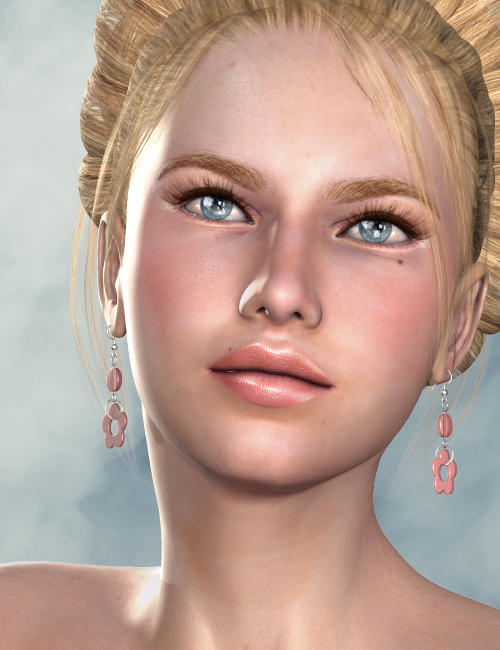Claudia by: Virtual_World, 3D Models by Daz 3D
