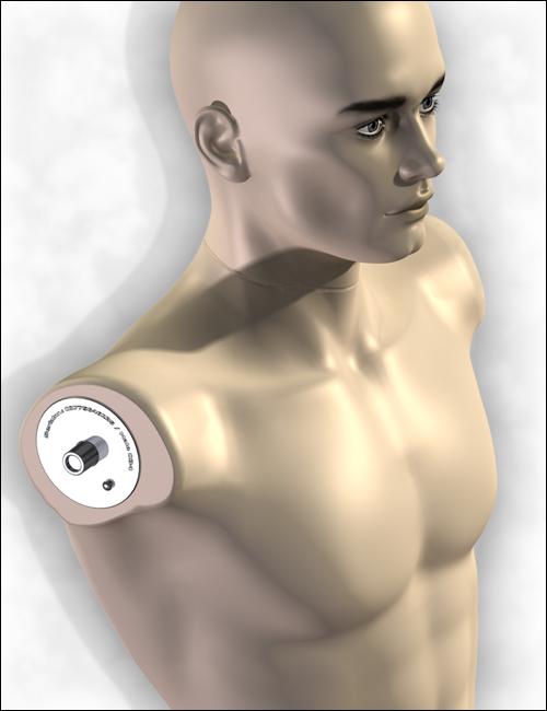 M4 Mannequin by: MindVision G.D.S., 3D Models by Daz 3D