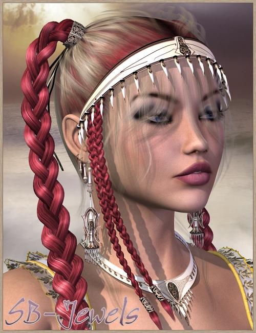 SB-Jewelry-PAK by: Magix 101, 3D Models by Daz 3D
