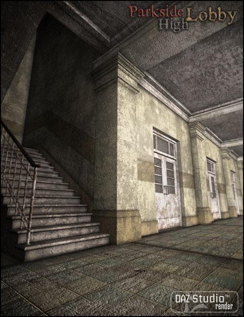 Parkside High Lobby by: Jack Tomalin, 3D Models by Daz 3D