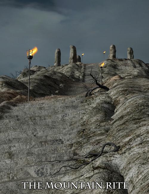 The Mountain Rite by: Flipmode, 3D Models by Daz 3D