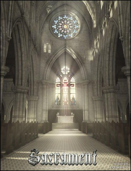 Sacrament by: Jack Tomalin, 3D Models by Daz 3D