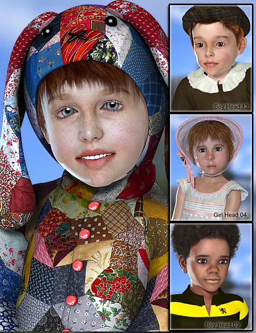 Rascals by: Virtual_World, 3D Models by Daz 3D