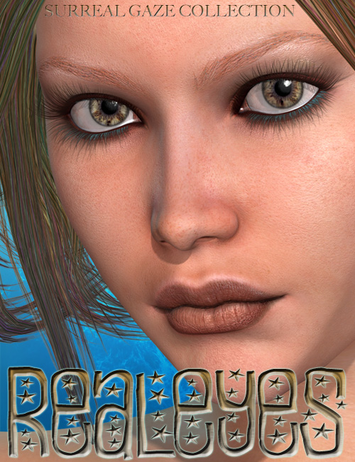 SG RealEyes by: surreality, 3D Models by Daz 3D