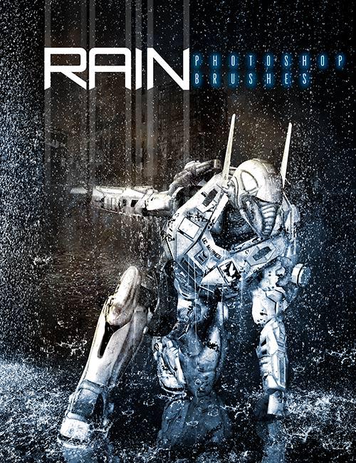 Ron's Rain by: deviney, 3D Models by Daz 3D