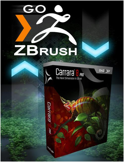 GoZ for Carrara by: , 3D Models by Daz 3D
