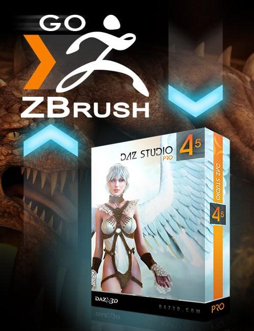 GoZ for DAZ Studio by: , 3D Models by Daz 3D