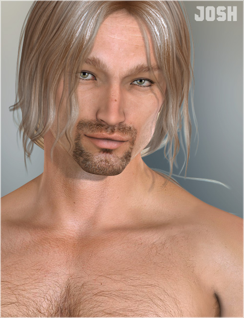 Summer Edition Josh by: Raiya, 3D Models by Daz 3D