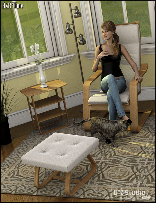 R and R Time by: blondie9999, 3D Models by Daz 3D