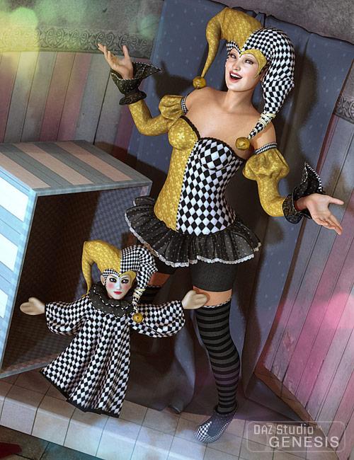 Just Jokin' by: Mada, 3D Models by Daz 3D