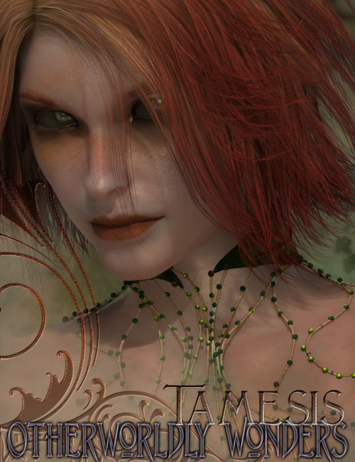 Otherworldly Wonders: Tamesis by: surreality, 3D Models by Daz 3D