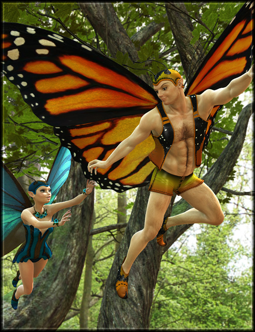 Faerie Mine by: WillDupreMAB, 3D Models by Daz 3D