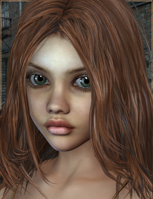 Princess by: ThorneSarsa, 3D Models by Daz 3D
