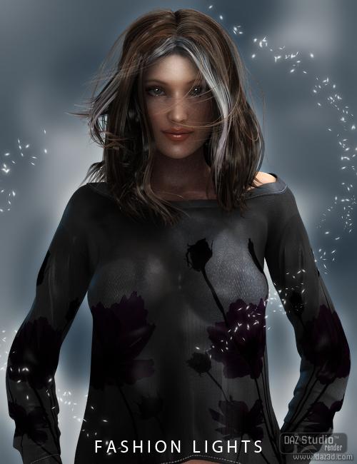 Fashion Lights by: Lantios, 3D Models by Daz 3D