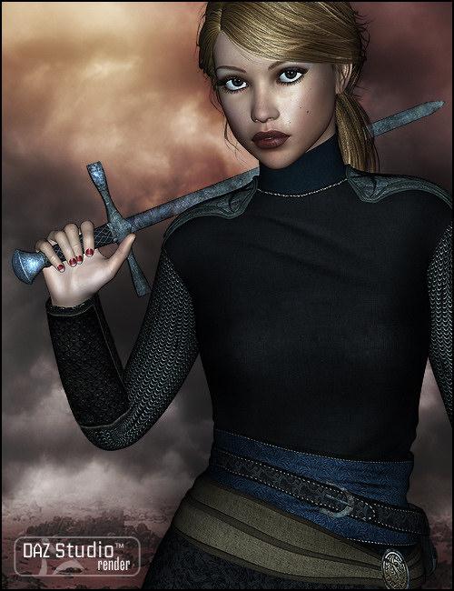 Dragon Slayers by: Sarsa, 3D Models by Daz 3D
