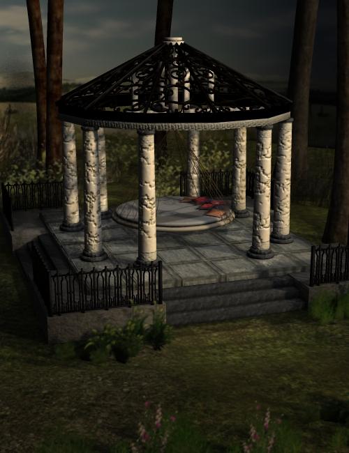 Sweet Dreams by: ARTCollab, 3D Models by Daz 3D