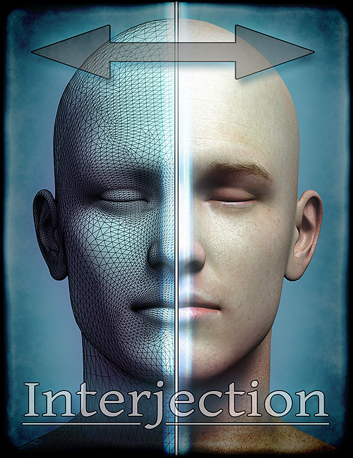 Interjection - Surface Injections for DAZ Studio by: DimensionTheory, 3D Models by Daz 3D