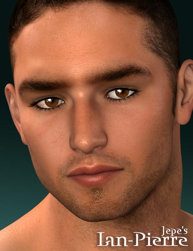 Jepe's Ian Pierre by: Jepe, 3D Models by Daz 3D