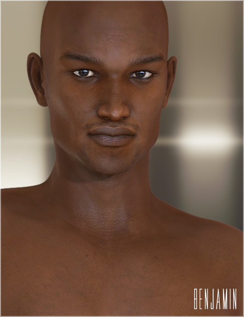 Benjamin for M5 by: , 3D Models by Daz 3D
