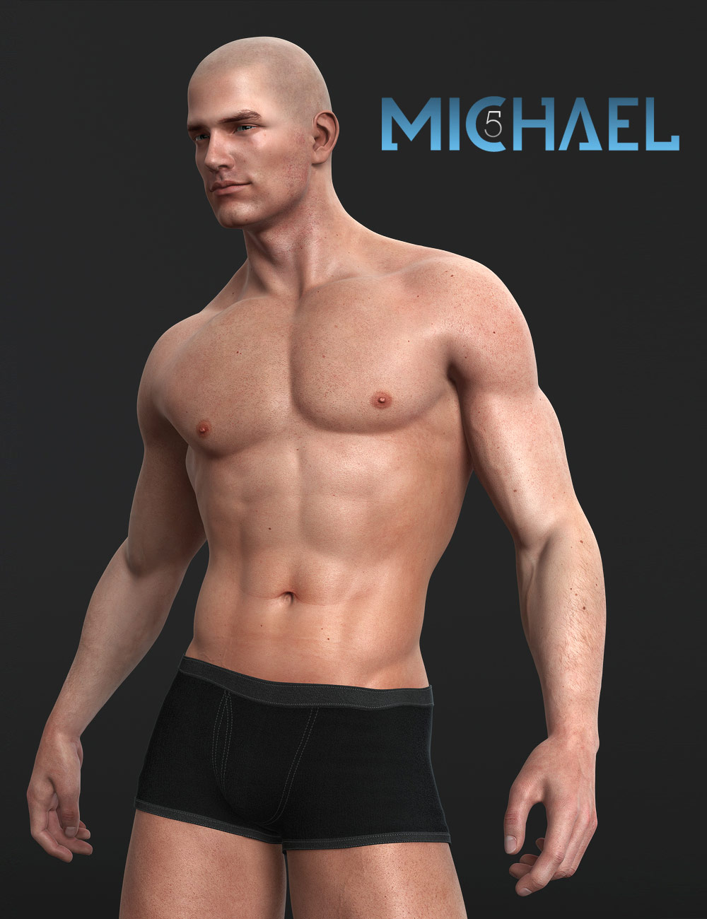 Michael 5 by: , 3D Models by Daz 3D
