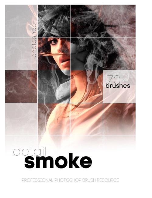 Ron's Detail Smoke by: deviney, 3D Models by Daz 3D
