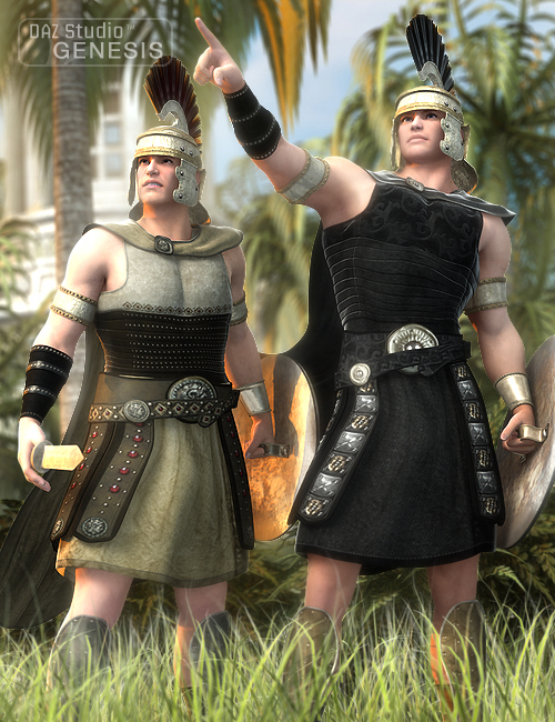 Legion for Genesis Textures by: Sarsa, 3D Models by Daz 3D