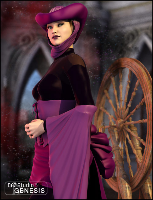 MFD for Genesis Expansion Pack 2 by: Ravenhair, 3D Models by Daz 3D