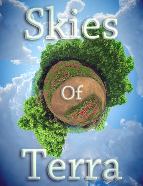 Skies of Terra Volume One by: DimensionTheory, 3D Models by Daz 3D