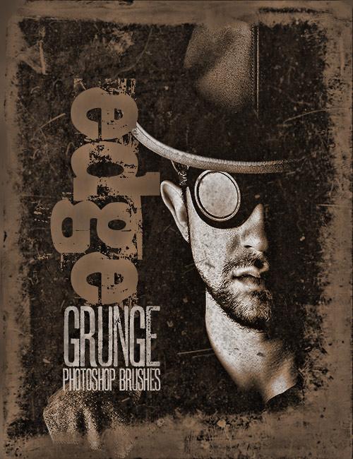 Ron's Edge Grunge by: deviney, 3D Models by Daz 3D