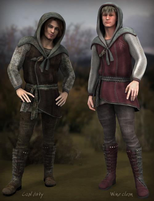 Roaming Scout by: esha, 3D Models by Daz 3D