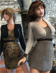 Classy Casual Textures by: Sarsa, 3D Models by Daz 3D