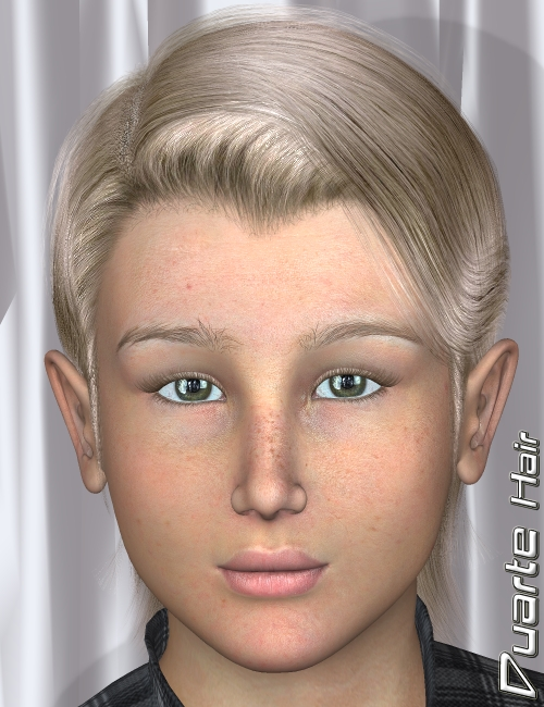 Duarte Hair by: Mairy3Dream, 3D Models by Daz 3D