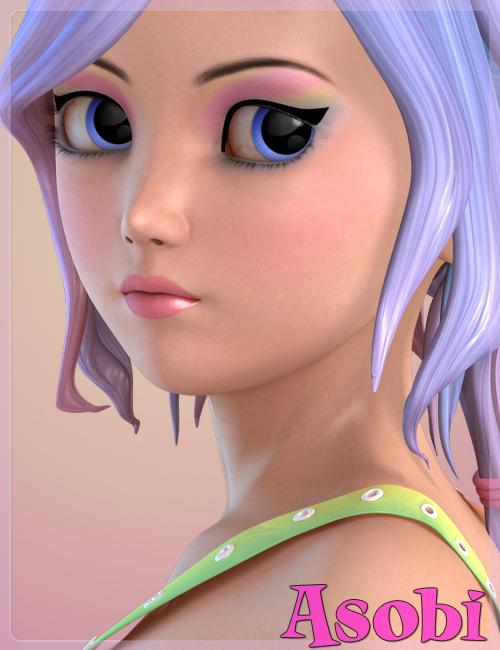Asobi by: JessaiiDemonicaEvilius, 3D Models by Daz 3D