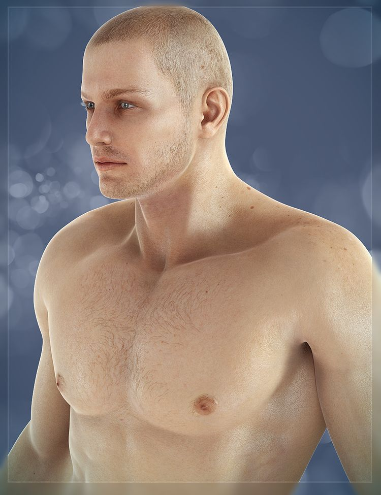 Michael 5 Elite Skin Texture Dave by: , 3D Models by Daz 3D