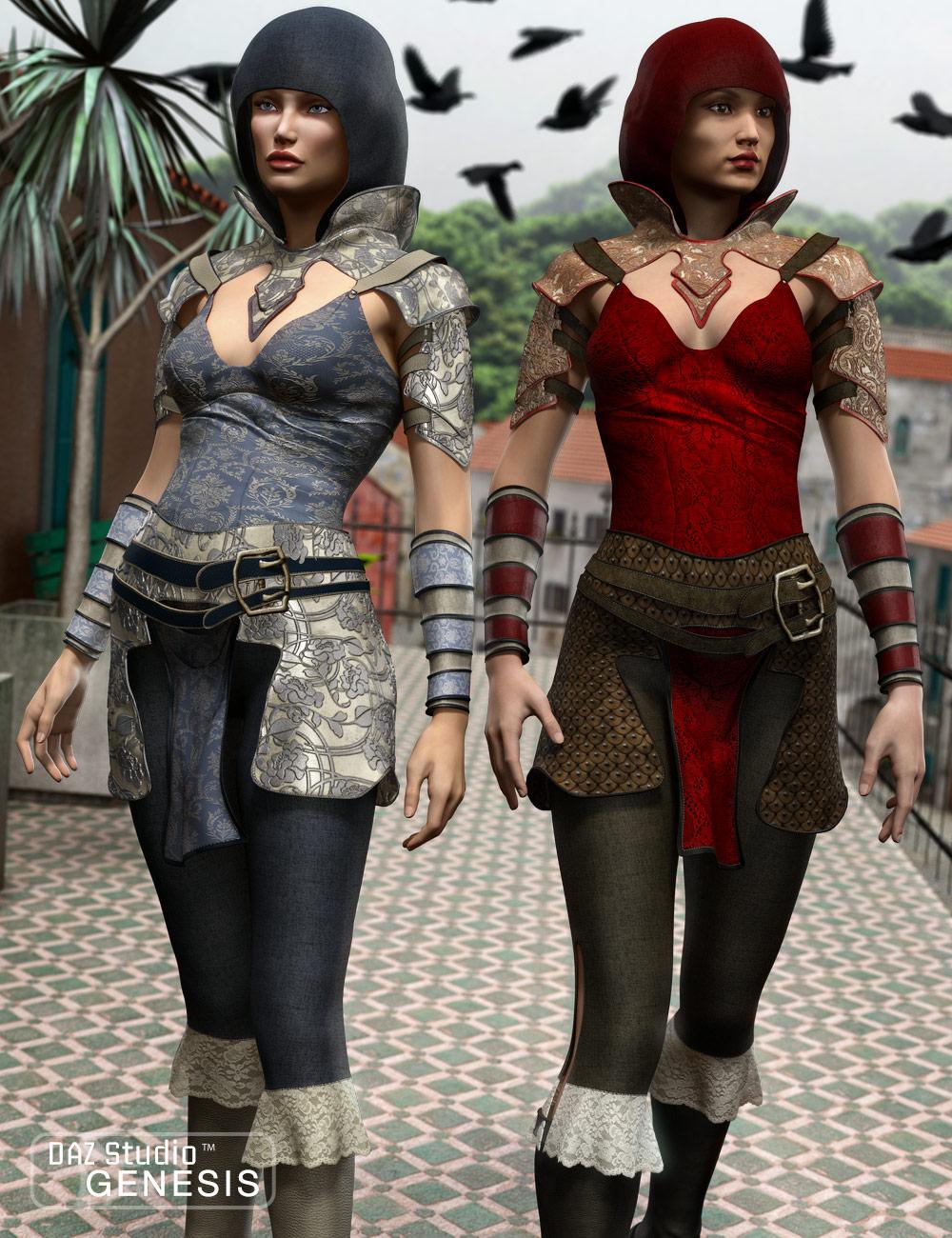Eldorin Textures by: Sarsa, 3D Models by Daz 3D