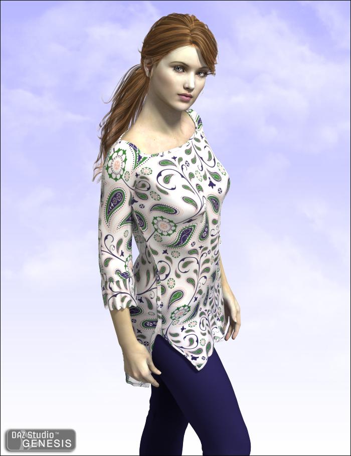 SpringWear V5 by: MindVision G.D.S., 3D Models by Daz 3D
