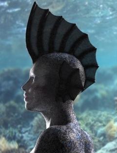 From the Deep Aquatic Genesis by: blondie9999, 3D Models by Daz 3D