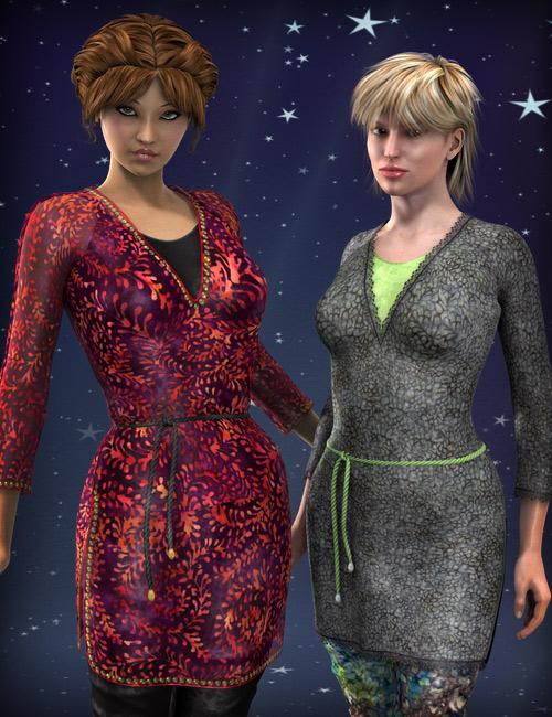 Dreamy Night by: esha, 3D Models by Daz 3D