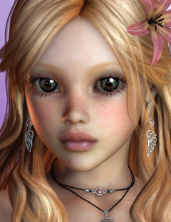 Scotlyn for V4 by: Thorne, 3D Models by Daz 3D