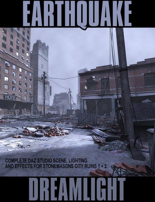 Earthquake by: Dreamlight, 3D Models by Daz 3D