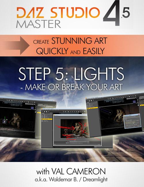 5.1 Great Art Now - Lighting by: Dreamlight, 3D Models by Daz 3D