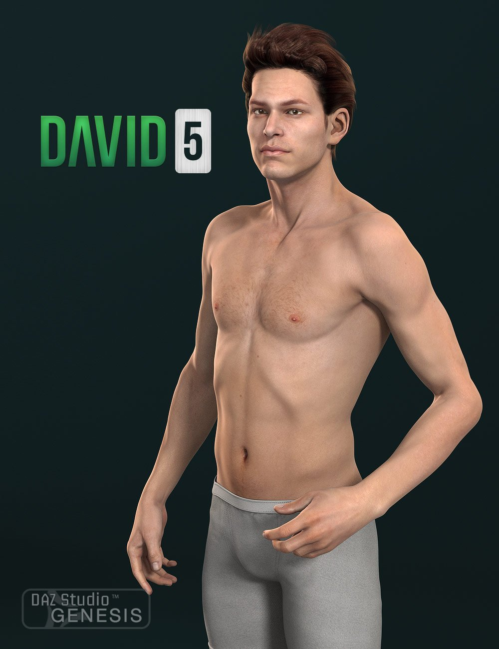 David 5 by: , 3D Models by Daz 3D