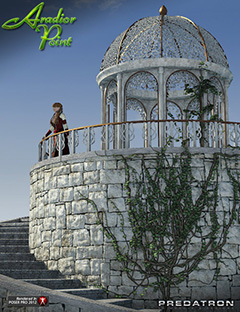 Aradior Point by: Predatron, 3D Models by Daz 3D